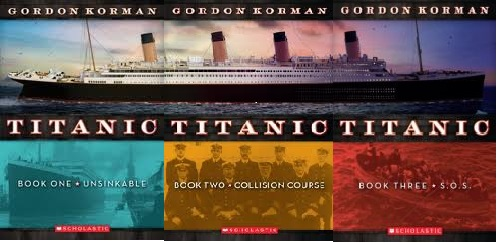 Titanic Book One Unsinkable By Gordon Korman Is Now In