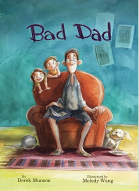 Bad Dad Cover