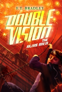 Double Vision The Alias Men hi-res cover
