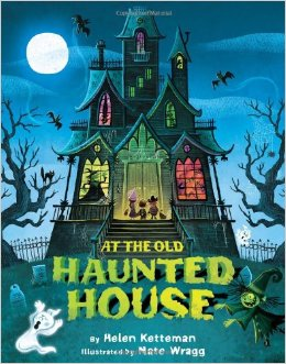 Perfect picture book friday at the old haunted house by for Classic house books