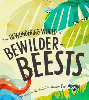The Bewundering World of Bewilderbeests cover