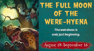 Full Moon of the Were-Hyena banner
